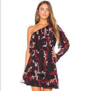 devlin Dresses - Revolve  off shoulder mini dress